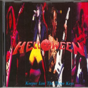Keeper Lost The Tree Keys – Cd – Live At 1986/1989 – Bootleg.