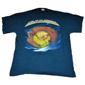 WANTED: Land Of The Free – Tour 95 – T-shirt.