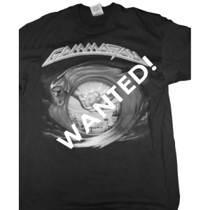 WANTED: Land Of The Free –  Japan Tour 96 – T-shirt.