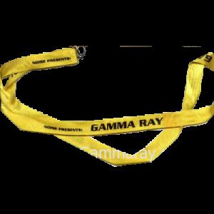 Gamma Ray Promo Key Lanyard.