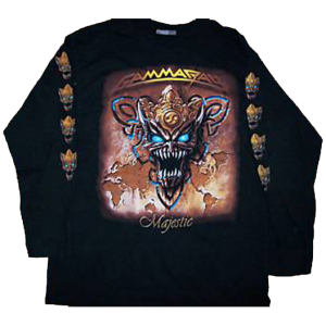 WANTED: Majestic World Tour 2005 – Long Sleeve.