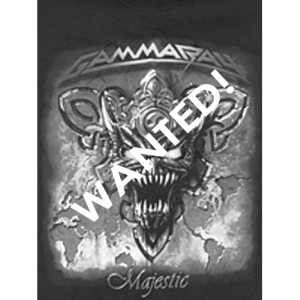 WANTED: Majestic World Tour 2005 – T-Shirt.