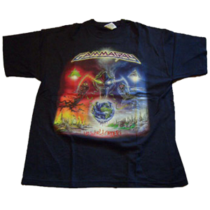 WANTED: No World Order Tour 2001 – T-shirt.