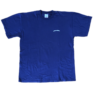 No World Order – Promo – Blue T-shirt.
