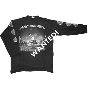 WANTED: PowerPlant – Long Sleeve.