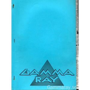 Gamma Ray – Pressfolder.