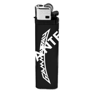 WANTED: Gamma Ray Logo Lighter.