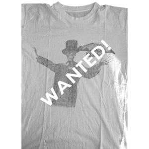 WANTED: Sigh No More – Japan Tour 92 – T-shirt.