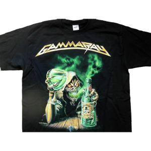 WANTED: To The Metal – Tour Europe 2010 – T-Shirt.