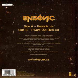 2012 – Unisonic – Single 7″.