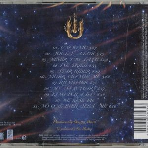 2012 – Unisonic – Cd – Russia.