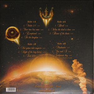 2014 – Light Of Dawn – 2Lp.