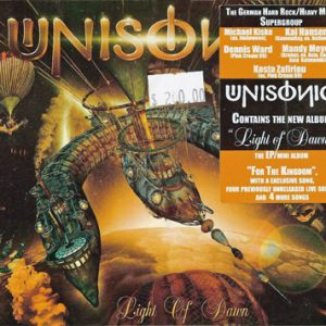 2014 – Light Of Dawn Boxset – Cd – Mexico.