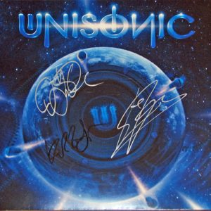 2012 – Unisonic – Ltd. LP Edition.