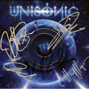 2012 – Unisonic – Mediabook Cd Edition.