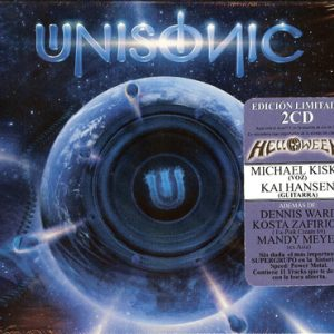 2012 – Unisonic – 2Cd – Mexico.