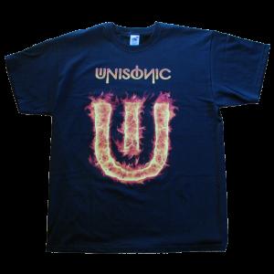 Unisonic T-shirt.