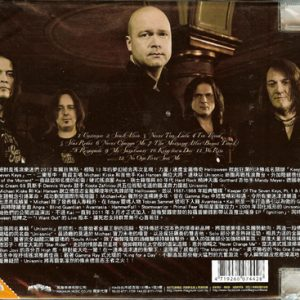 2012 – Unisonic – Cd – Taiwan.