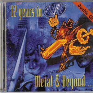 1996 – 12 Years in Noise – Metal & Beyond – 2Cd.