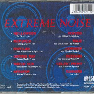 1992 – Extreme Noise – Cd.