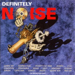 1995 – Definitely Noise – Promo Cd.