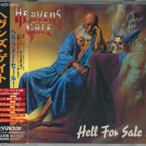 1998 – Heavens Gate – Hell For Sale – Japan Cd.