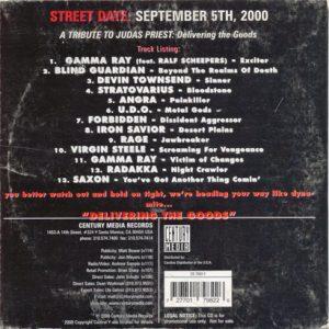2000 – A Tribute To Judas Priest Vol. II – Promo Cd.