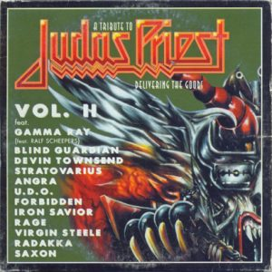 2000 – A Tribute To Judas Priest Vol. II – Promo Cd.