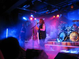 2010 To The Metal Tour - Gothenburg, Sweden.