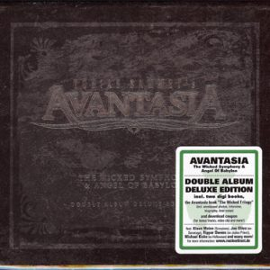 2010 – Avantasia – The Wicked Symphony/Angel Of Babylon – 2Cd.