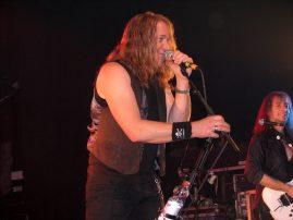 2010 To The Metal Tour - 06 Feb - Docks, Hamburg.