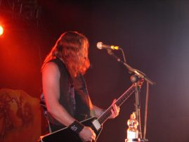 2010 To The Metal Tour - 06 Feb - Docks, Hamburg.