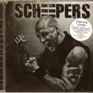 2011 – Scheepers – Scheepers – Cd.