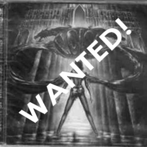 WANTED: 2003 – Power Of Metal – 20 Years in Noise – 2Cd.