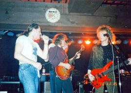 Nest Saloon - 14 Nov 90.