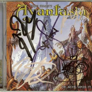 2004 – Avantasia – The Metal Opera PT II – Cd.