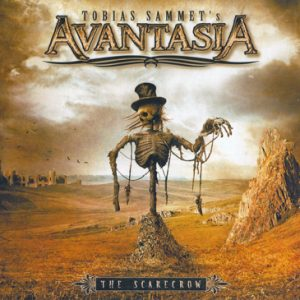 2008 – Avantasia – The Scarecrow – Cd & Dvd.