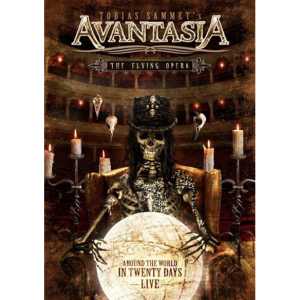 WANTED: 2011 – The Flying Opera – Around The World – 2Dvd & 2Cd.