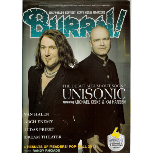 Burrn! Japan Magazine – Nr 4 – 2012.
