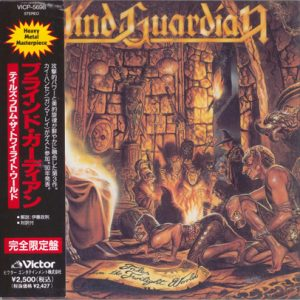 1990 – Blind Guardian – Tales From The Twilight World – Japan Cd.