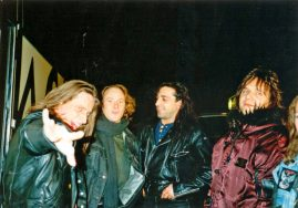 Land Of The Free Tour 95.