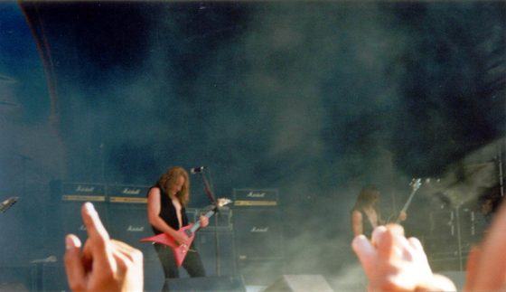 2002 - Sweden Rock - 07 June.