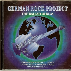 1992 – German Rock Project – The Ballad Album – Cd.