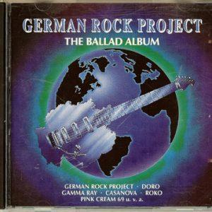 1992 – German Rock Project – The Ballad Album – Cd.