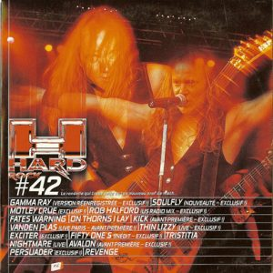 2000 – Hard Rock Nr 42 – Cd.