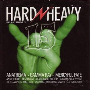 WANTED: 1999 – Hard N' Heavy 15 – Cd.