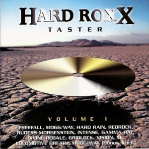 WANTED: 1997 – Hard Roxx Taster Volume 1 – Cd.
