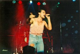 Photos from the Heading For Tomorrow Europe Tour 90.