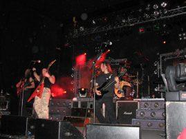 2006 Majestic Tour, Metropol Hultsfred.
