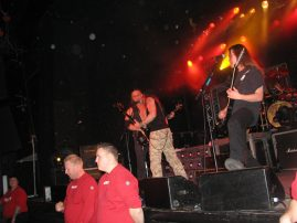 2006 Majestic Tour, Metropol Hultsfred.